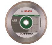 Bosch 2608602638 Best Diamantdoorslijpschijf - 250 x 30/25,4 x 2,4mm - keramiek
