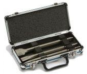 Makita D-42357 SDS-Plus 3 delige Beitelset in koffer
