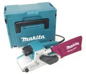 Makita 9404J Bandschuurmachine in Mbox - 1010W - 100 x 610mm