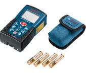 Bosch DLE 40 Afstandsmeter in tas - 40m - 0601016300