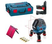 Bosch GLL 3-50 lijnlaser + wandhouder (BM 1) in L-Boxx - 0601063802