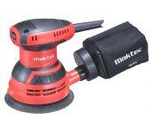 Maktec MT924 Excentrische schuurmachine - 240W - 125mm
