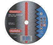 Metabo 616732000 Flexiamant Doorslijpschijf - 125 x 2,5 x 22,23mm