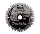 Makita B-29446 Specialized Cirkelzaagblad - 136 x 20 x 48T - Laminaat