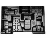 Bosch 60828505C8 halve inleg voor GWS 10 in L-boxx 1