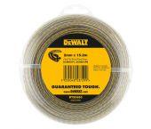 DeWalt DT20650 Grastrimmerdraad - 2mm - 15.2m - DT20650-QZ