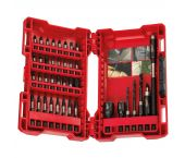 Milwaukee 4932430582 / 4932430908 40 delige Shockwave Impact Duty Bitset in koffer