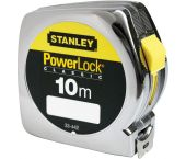 Stanley 1-33-442 Powerlock Classic ABS Rolmaat - 10m x 25mm