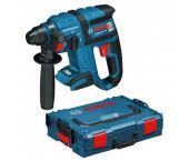 Bosch GBH 18 V-EC SOLO 18V Li-Ion Accu SDS-plus combihamer body in L-Boxx - 1,7J - koolborstelloos - 0611904003