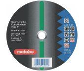 Metabo 616204000 Flexiamant Super Doorslijpschijf - 400 x 4 x 25,4mm (1st)