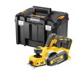 DeWalt DCP580NT 18V Li-Ion Accu schaafmachine body in TSTAK - 82mm - 2mm - koolborstelloos - DCP580NT-XJ