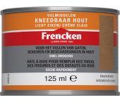 Frencken Kneedbaar hout - Licht Eiken - 125ml