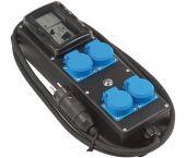 Brennenstuhl 1151650 Veiligheidsstroomverdeler PRCD-S IP54 4-voudig - H07RN-F 3G2,5 - 2m