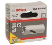 Bosch 2608584106 Gatzaag - HSS BiMetaal - 27 mm