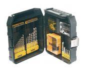 Dewalt DT9281 63-delige bit- en borenset in Mini Mac Case - DT9281-QZ