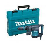 Makita HM0870C SDS-max Breekhamer in koffer - 1100W - 7,6J