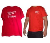 Milwaukee Super Fit T-Shirt maat M/L - 100% katoen (wtg)