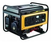Kipor KGE6500E Benzine Aggregaat - 5500W - 4 takt