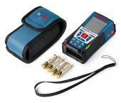 Bosch GLM 250 VF laser afstandsmeter in tas - 250m - 0601072100