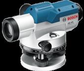 Bosch GOL 26 D Optisch waterpastoestel met vergrotingsfactor - 100mm - in koffer - 0601068000