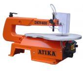 Atika DKV 400-2 Figuurzaagmachine - 120W - 133mm - A302302