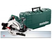 Metabo KS 55 FS Cirkelzaag en geleiderail (1500mm) in koffer - 1200W - 160mm - 690738000