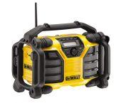 DeWalt DCR016 10.8-18V Li-Ion Accu bouwradio - netstroom & accu - DCR016-QW