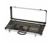 Einhell 4258090 SDS-Plus 12 delige Beitel- en borenset in koffer - 4258090