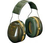 3M PELTOR Bull's Eye III Gehoorkap met hoofdbeugel - 35 dB - BULL3GN