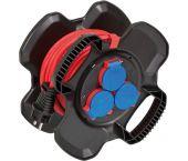 Brennenstuhl X-Gum Kabelhaspel - Bremaxx - AT-N05V3V3-F 3G1,5 - IP44 - 10m - 1169717100