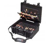 Wiha 9300 80 delige gereedschapset voor elektriciens - 40523