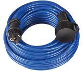 Brennenstuhl 1169820 Bremaxx IP44 verlengsnoer blauw - AT-N05V3V3-F 3G1,5 - 25m