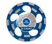 Carat CUBD1253C0 Dustec Komschijf - 125 x 22,23 x 4mm