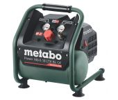 Metabo Power 160-5 18 LTX BL OF 18V Li-Ion accu compressor body - 8 bar - 120L/min - koolborstelloos - 601521850