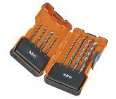 AEG 4932352236 SDS-Plus 8 delige Hamerborenset in koffer (wtg)
