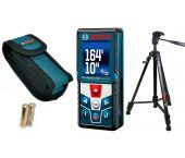 Bosch GLM 50 C Afstandsmeter in tas incl. BT150 statief - bluetooth - 50m - 06159940H0