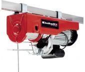Einhell TC-EH 1000 Elektrische kabeltakel - 1600 watt - 500 kg - 18 meter - 2255160