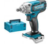 Makita DTW190ZJ 18V Li-Ion Accu slagmoersleutel body in Mbox - 190Nm - 1/2""