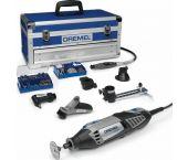 Dremel 4000-6/128 Multitool incl. 128-delige accessoireset in koffer - 175W - F0134000KE