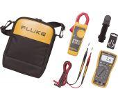 Fluke 117/323 EUR Digitale True-RMS multimeter (Fluke 117) & True-RMS Stroomtang (Fluke 323) combiset - 4296034