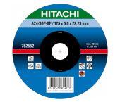 Hitachi 752571 Doorslijpschijf - 300 x 25,4 x 2,6mm - metaal - A36S