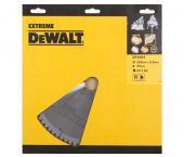 DeWalt DT4283 Extreme Cirkelzaagblad - 305 x 30 x 80T - Hout / Laminaat / Aluminium - DT4283-QZ