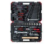 "Gedore RED R46003100 100-delige Dopsleutel-/gereedschapset - 1/4"" + 1/2"" - 3300063"