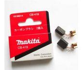 Makita 191962-4 / CB-419 koolborstels (2 st per set)
