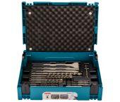Makita B-52059 / B-53877 17 delige SDS-plus boor / beitel set in Mbox