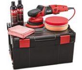 Flex XFE 7-15 150 Set Excentrische polijstmachine set in koffer - 710W - 150mm - variabel - 447.110
