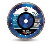 Rubi 31933 TVA Diamantzaagblad voor hard materiaal - 22,2 x 125mm