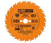 CMT 271.136.18H Ultra ITK Plus Cirkelzaagblad - 136 x 20 x 18T - Hout/Multiplex