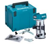 Makita DRT50ZJ 18V Li-Ion accu bovenfrees / kantenfrees / trimmer body in Mbox