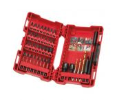 Milwaukee 4932430908 40 delige Shockwave Impact Duty Bitset in koffer